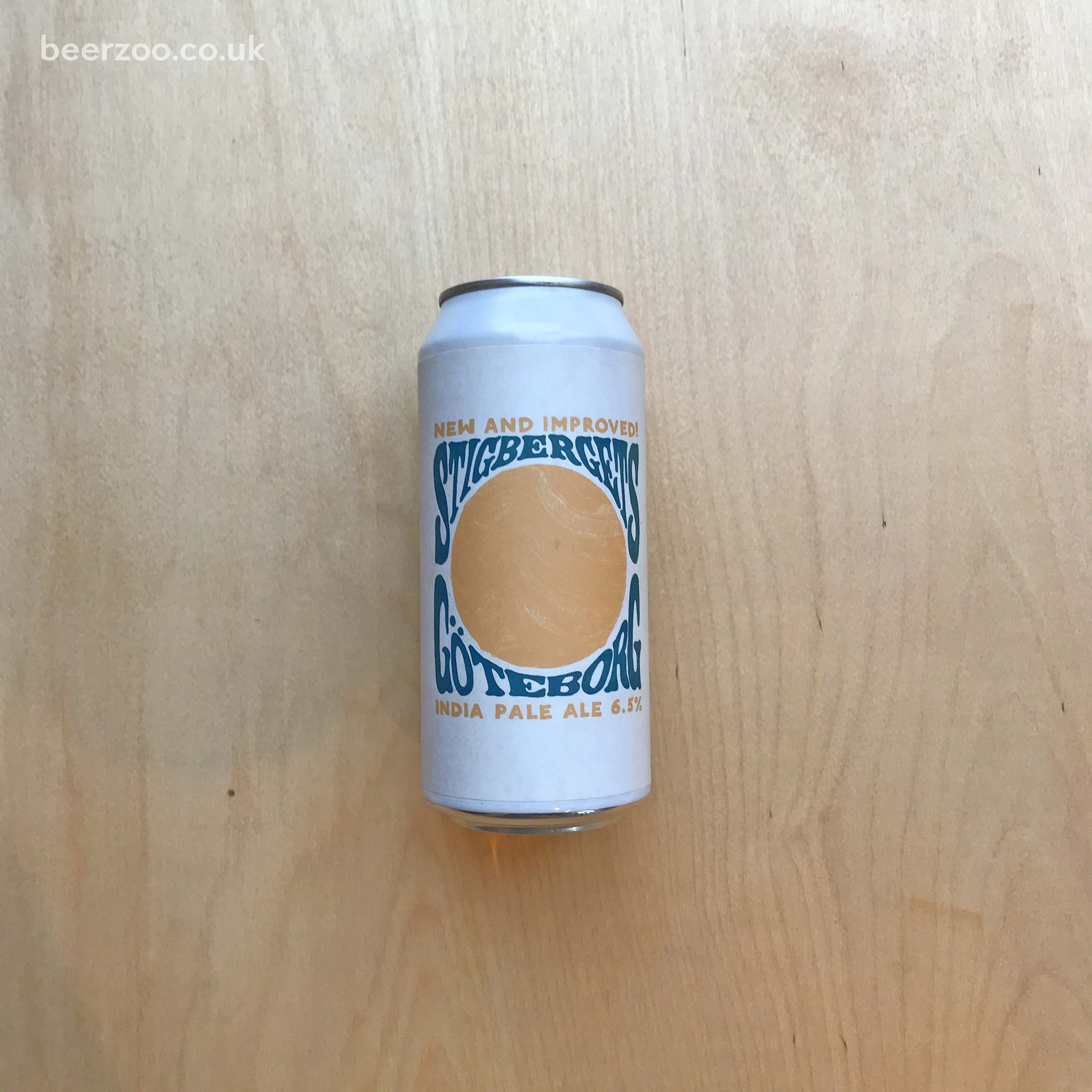 Stigbergets - New and Improved 6.5% (440ml)