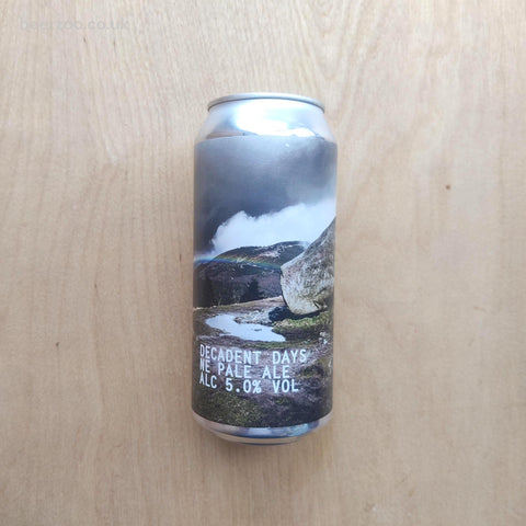 Mourne Mountains - Decadent Days 4.5% (440ml)