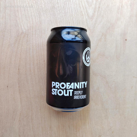 Williams Bros - Profanity Stout 7% (330ml)