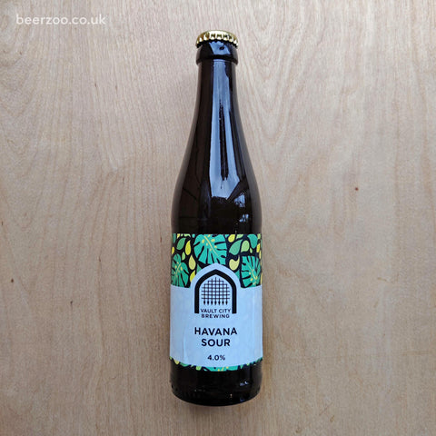 Vault City - Havana Sour 4% (330ml)