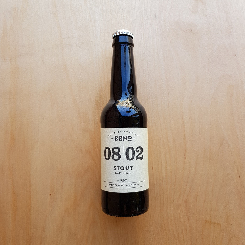 BBNo 0802 Imperial Stout 9.9% (330ml)
