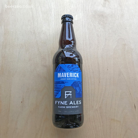 Fyne Ales - Maverick 4.2% (500ml)