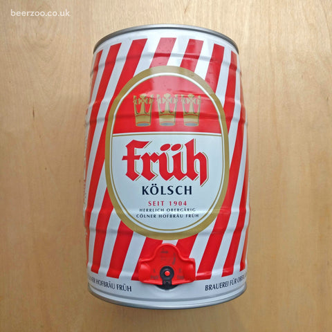 Fru Kolsch Mini Keg (Shipping Paid) 4.8% (5L)