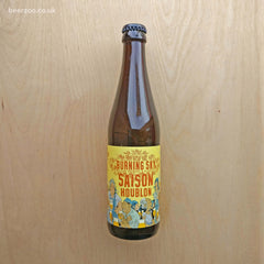 Burning Sky - Saison Houblon 4.5% (330ml)