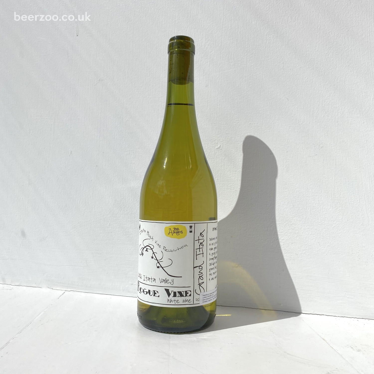 Rogue Vine - Grand Itata Blanco 12.8% (750ml)