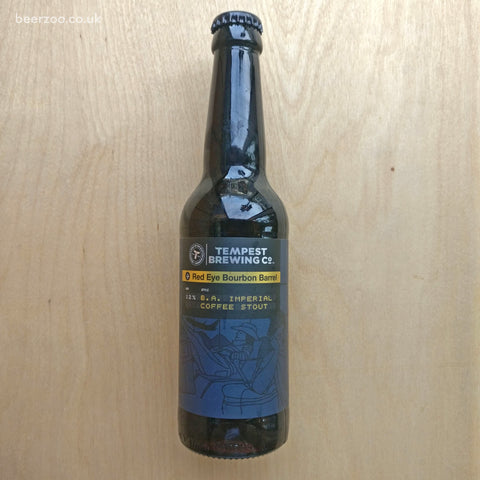 Tempest - Red Eye Bourbon Barrel 12% (330ml)