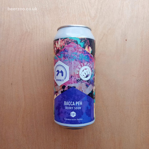 71 / Brewfist - Bacca Peh 7% (440ml)