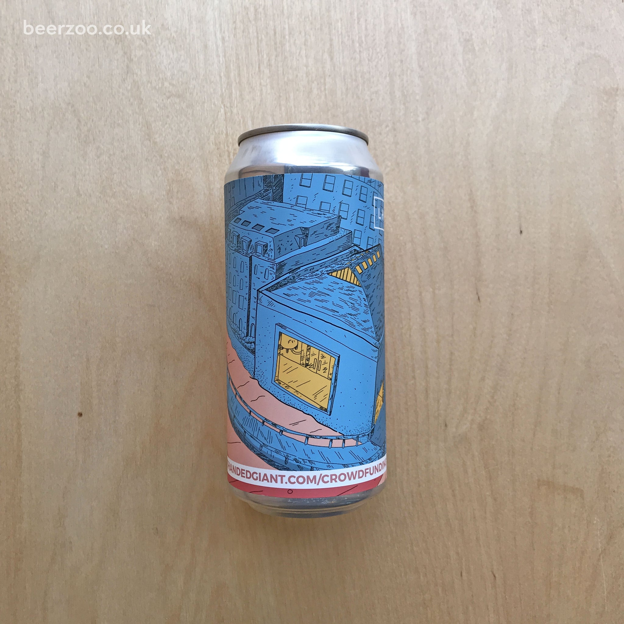 Left Handed Giant Finzels Reach 6.9% (440ml)