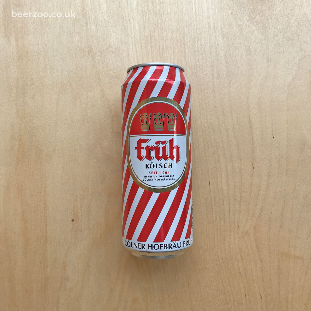 Fruh Kolsch Can 4.8% (500ml)