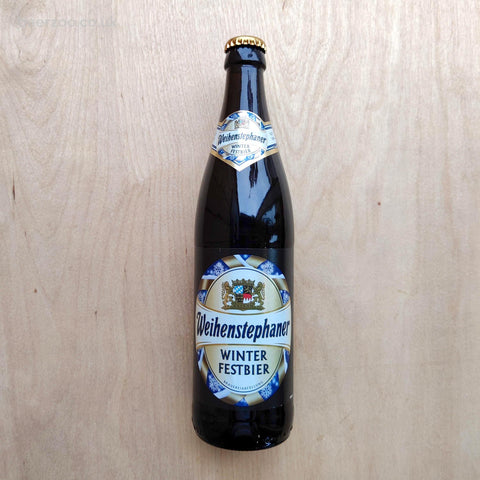 Weihenstephaner - Winterfestbier 5.8% (500ml)