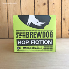 BrewDog Hopfiction 4-Pack 4.2% (4x330ml)
