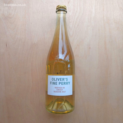 Oliver's - Keeved #3 2017 3.9% (750ml)