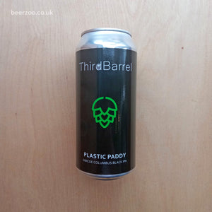 Third Barrel - Plastic Paddy 7% (440ml)