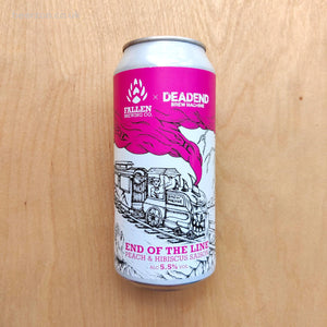 Fallen / Dead End Brew Machine - End Of The Line 5.5% (440ml)