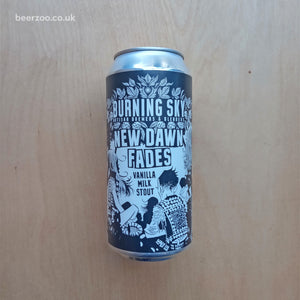 Burning Sky - New Dawn Fades 6% (440ml)