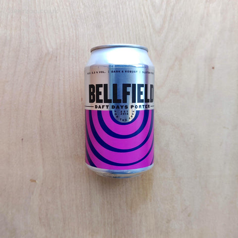 Bellfield - Daft Days 5.5% (330ml)