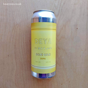 DEYA - Solid Gold 8% (500ml)