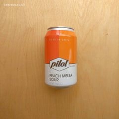 Pilot - Peach Melba Sour 4.3% (330ml)