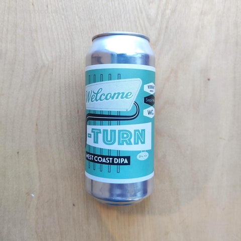 Verdant - Welcome U-Turn 8% (440ml)