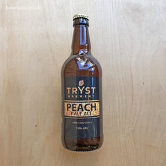 Tryst Peach Pale Ale 3.9% (500ml)