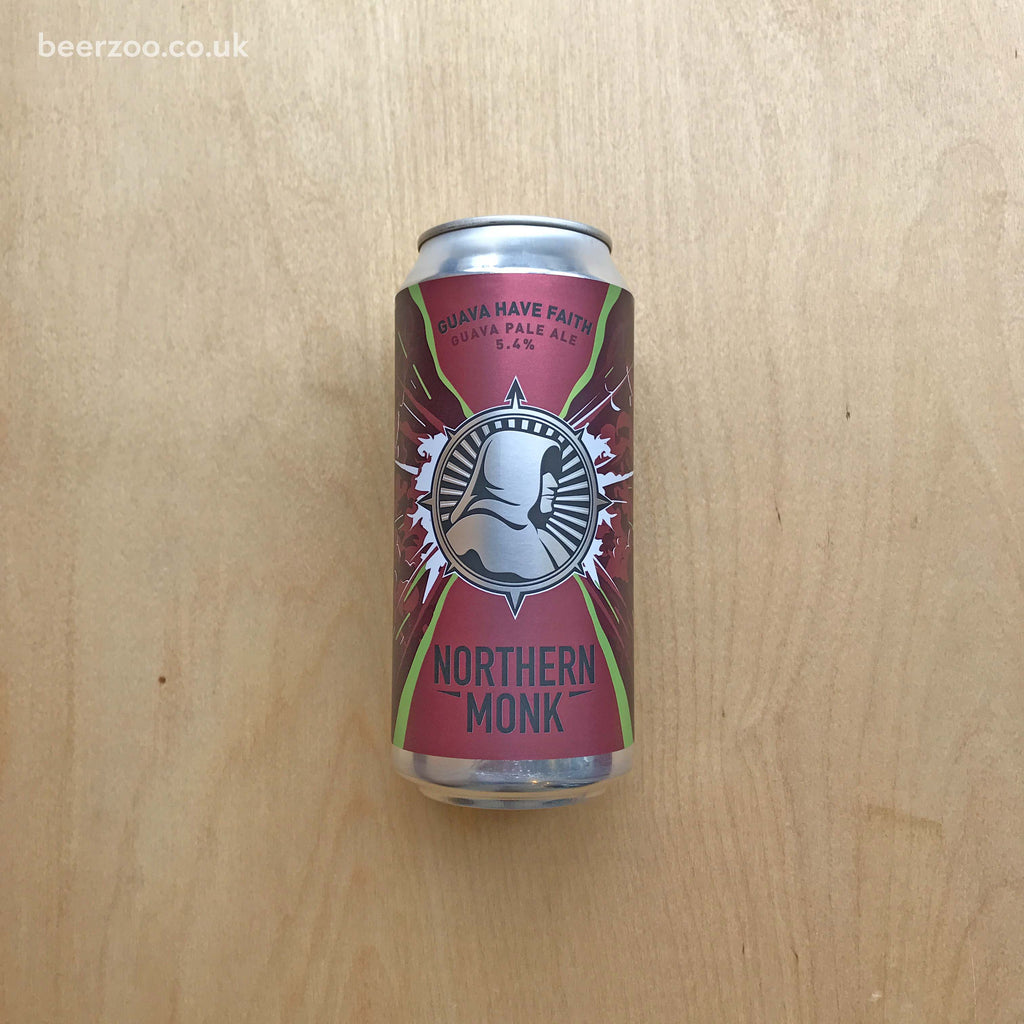 Northern Monk - Guava Have Faith 5.4% (440ml)