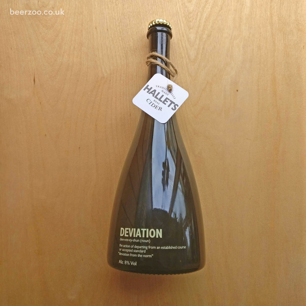 Hallets - Deviation 2019 8% (750ml)