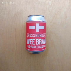 Cross Borders - Wee Braw 4% (330ml)