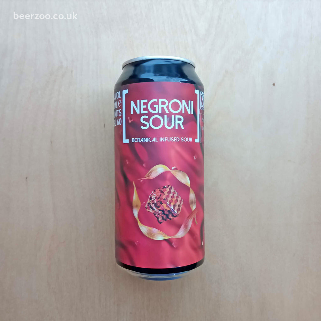 Stewart Brewing / Padstow  - Negroni Sour 6.6%