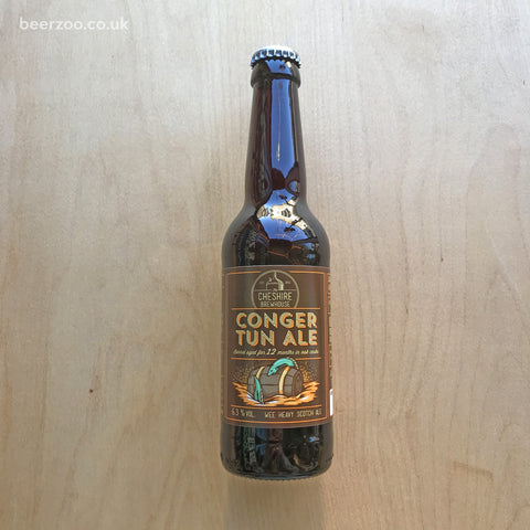Cheshire Brewhouse - Conger Tun Ale 6.3% (330ml)
