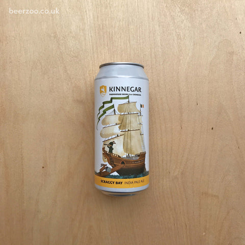 Kinnegar - Scraggy Bay 5.3% (440ml)