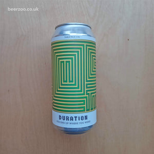 Duration - You End Up Where You Were 3% (440ml)