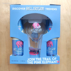 Delirium - Gift Pack 8.5% (4x330ml)