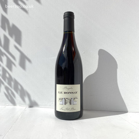 Jean-Paul Brun - Beaujolais le Ronsay 2018 12% (750ml)