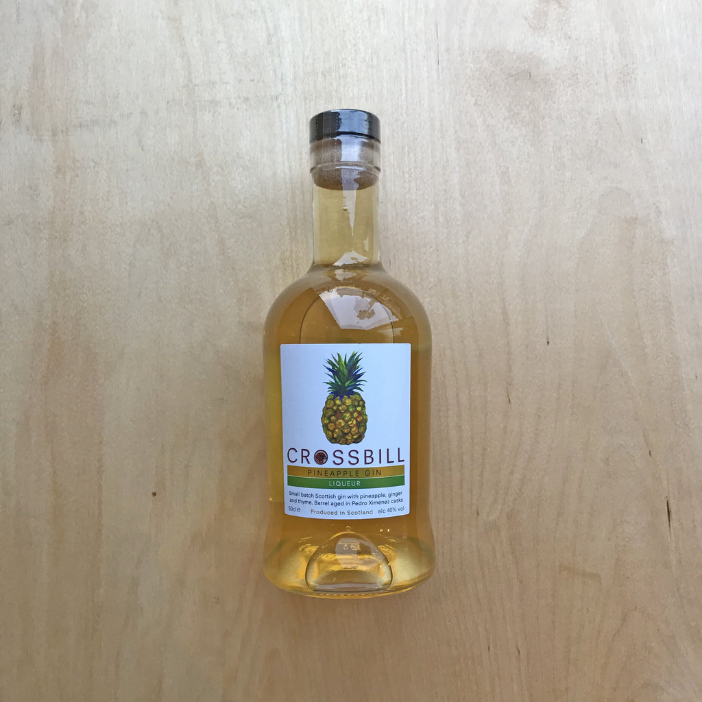 Crossbill Pineapple Gin 40% (500ml)