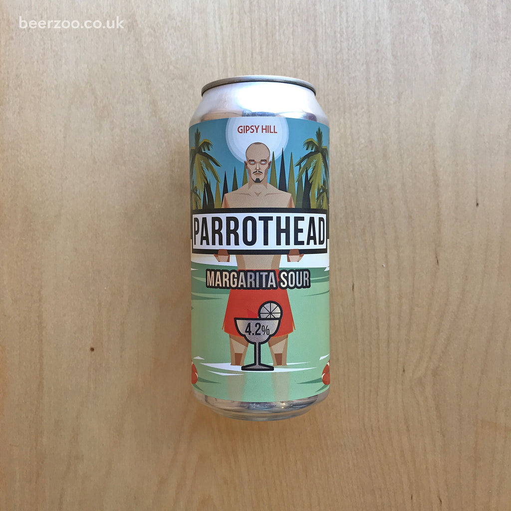 Gipsy Hill Parrothead 4.2% (440ml)