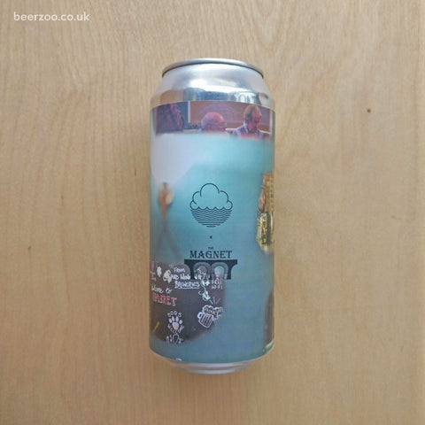 Cloudwater / Magnet - A Local Attraction 4.3% (440ml)