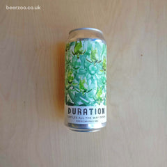 Duration - Turtles All The Way Down 5.5% (440ml)