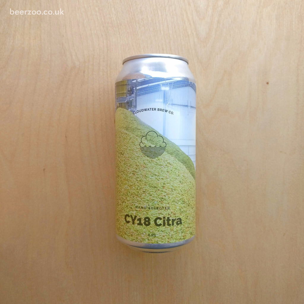 Cloudwater - CY18 Citra DDH IPA 6.5% (440ml)
