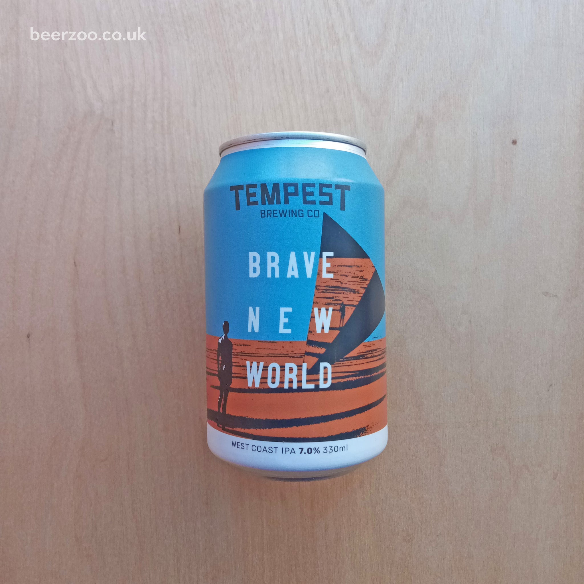 Tempest - Brave New World 7% (330ml)