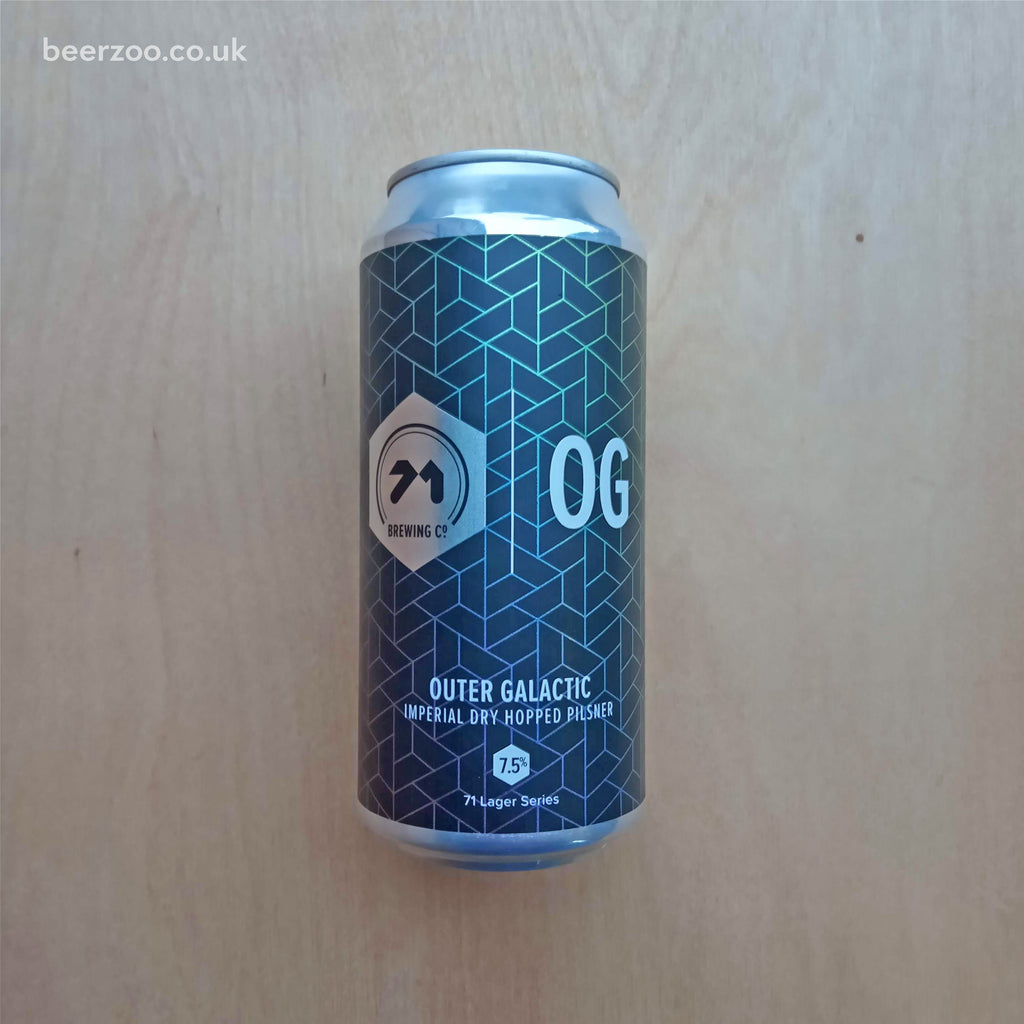 71 - Outer Galactic 7.5% (440ml)