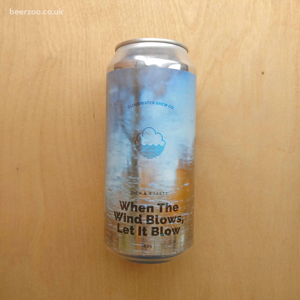 Cloudwater - When The Wind Blows, Let It Blow 5.1% (440ml)