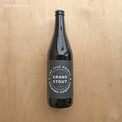 Five Points - Grand Stout 11% (660ml)