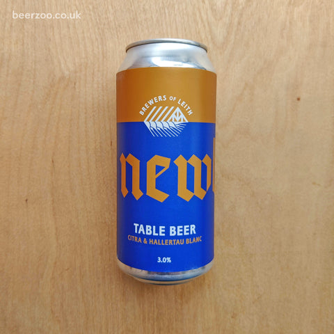 Newbarns - Table Beer 3% (440ml)