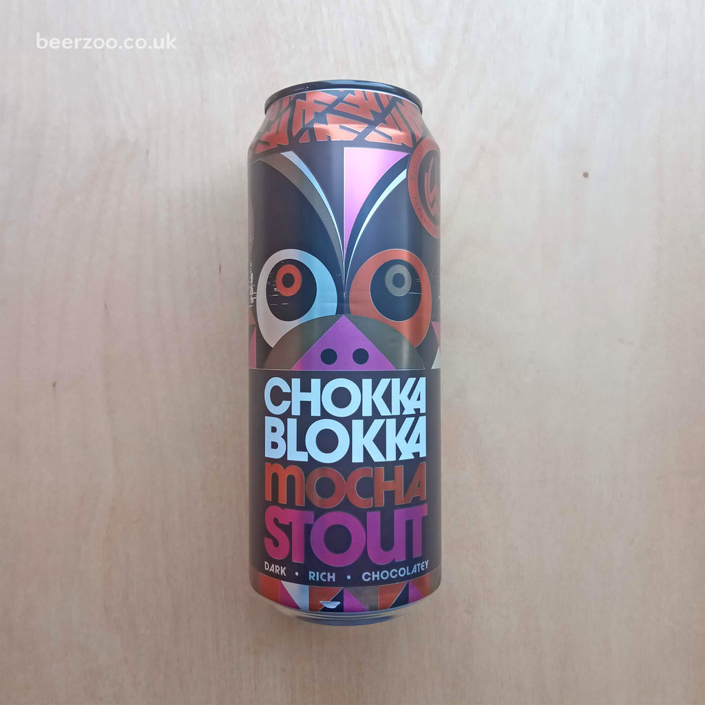 Williams Bros - Chokka Blokka 4.8% (500ml)