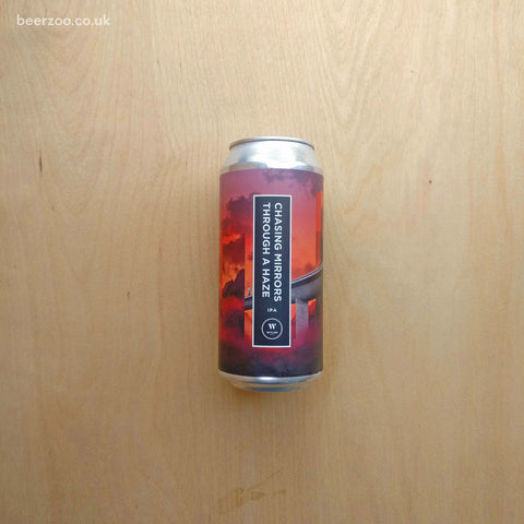 Wylam - Chasing Mirrors Through A Haze 7.1% (440ml)