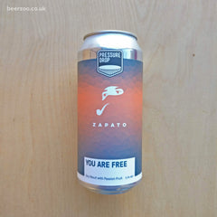 Pressure Drop / Zapato - You Are Free 5.5% (440ml)