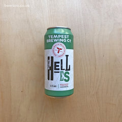Tempest - Modern Helles Can 4.1% (440ml)