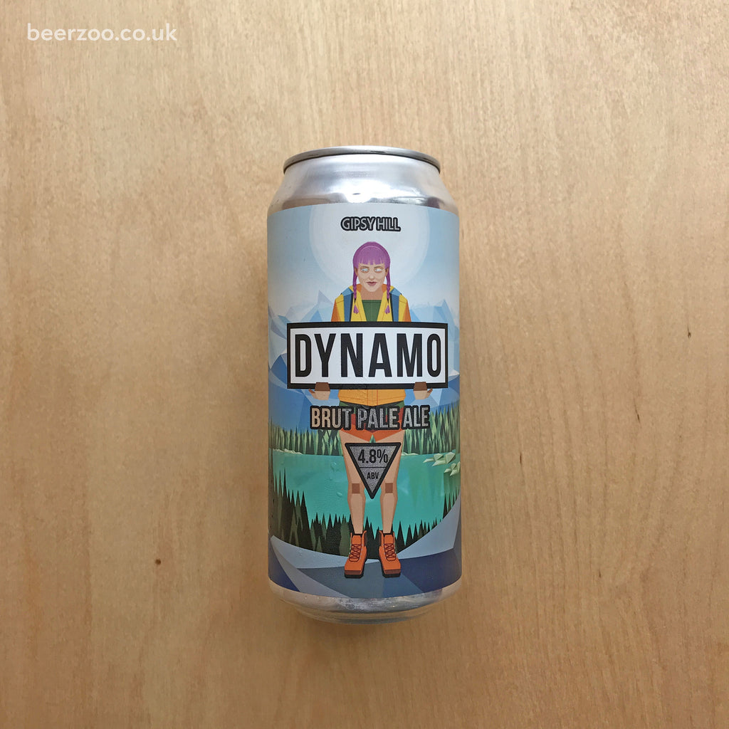 Gipsy Hill Dynamo Can 4.8% (440ml)
