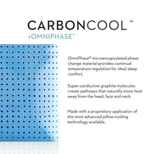 Malouf CarbonCool plus Omniphase Pillow