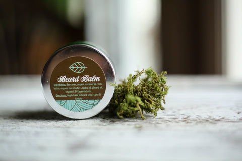 infused | beard balm | cobourg